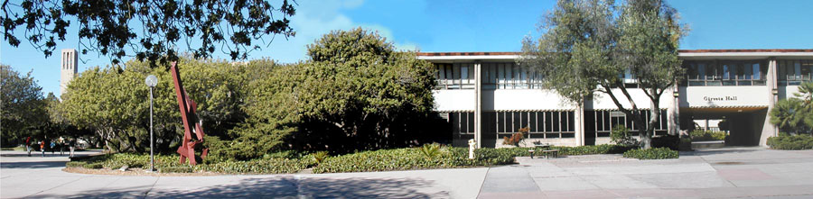 girvetz hall panoramic photo